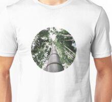 Round Bamboo Unisex T-Shirt
