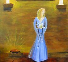 Crystal Light by Melissa Pinner