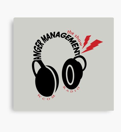 Anger Management: The Show Canvas Print