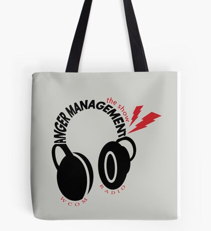 Anger Management: The Show Tote Bag