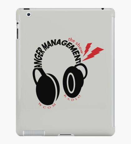 Anger Management: The Show iPad Case/Skin