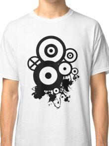 Abstract Grunge # 1 Classic T-Shirt