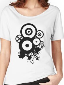 Abstract Grunge # 1 Women's Relaxed Fit T-Shirt