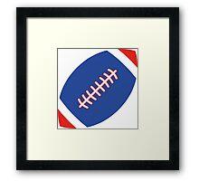 rugby Framed Print