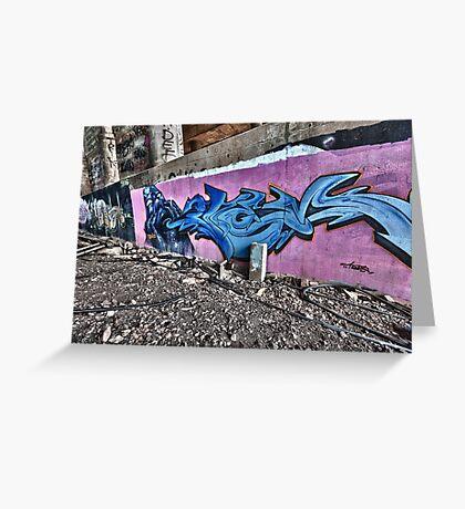 Graffiti 2 Greeting Card