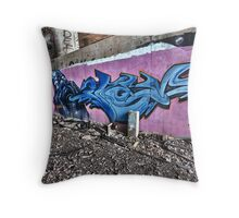 Graffiti 2 Throw Pillow