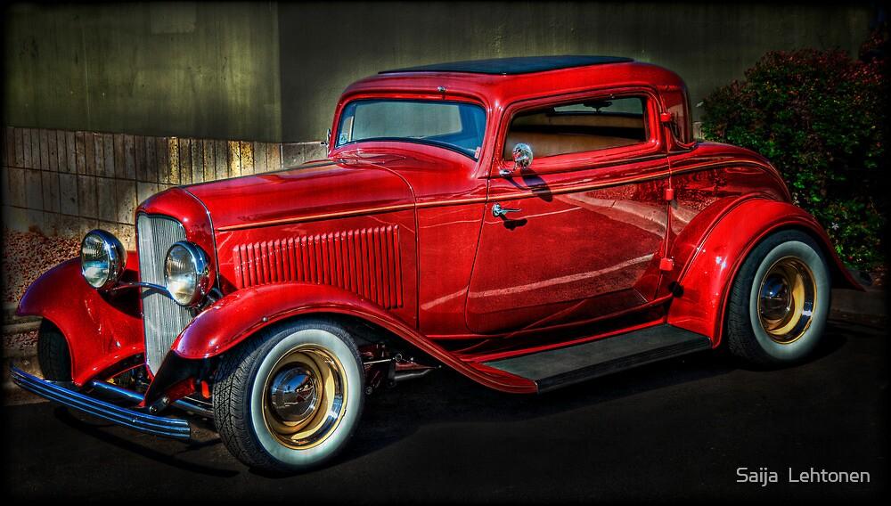 A Classic - 1932 Ford Coupe by Saija  Lehtonen