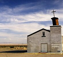 Desert Church by Cameron McHarg
