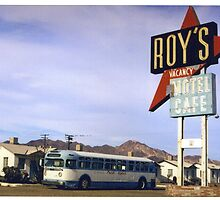 Roy's by Cameron McHarg