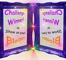 Banner Challenge- Show us your Bloopers by Susie Hawkins