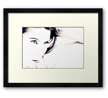 Bright Star(e) Framed Print
