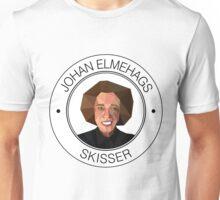 johan elmehags skisser Unisex T-Shirt