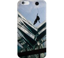 Floating into the sky iPhone Case/Skin