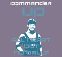 Commander UP by Rachel Miller