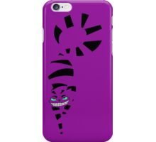 Cheshire reupload iPhone Case/Skin