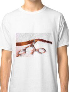 Shear Red-2 Classic T-Shirt