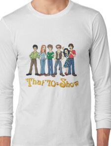 That '70s Show T-shirt Long Sleeve T-Shirt