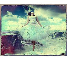 Leap Of Faith... Photographic Print