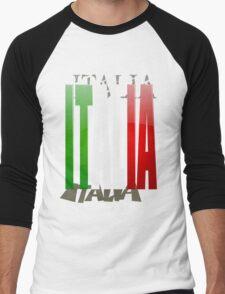Bella Italia Men's Baseball ¾ T-Shirt