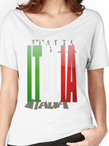 Bella Italia Women's Relaxed Fit T-Shirt