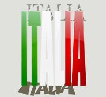 Bella Italia Womens Fitted T-Shirt