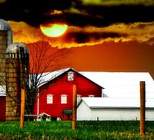 Marlboro Country by Donnie Voelker