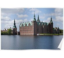 Frederiksborg Slot - View in Large - Poster
