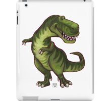 Animal Parade Tyrannosaurus Silhouette iPad Case/Skin
