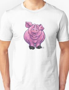 Animal Parade Pig Silhouette T-Shirt