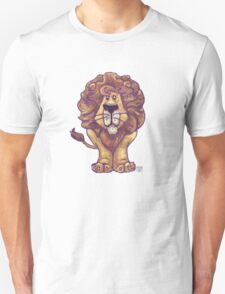 Animal Parade Lion Silhouette Unisex T-Shirt