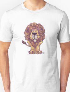 Animal Parade Lion Silhouette T-Shirt