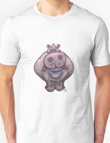 Animal Parade Hippopotamus Silhouette T-Shirt