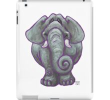 Animal Parade Elephant Silhouette iPad Case/Skin