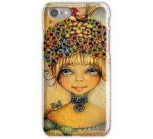 Pretty as a Picture iPhone Case/Skin