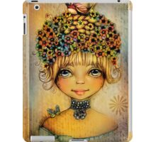 Pretty as a Picture iPad Case/Skin