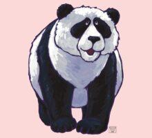Animal Parade Panda Bear Silhouette Kids Tee