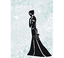 fashion girl  Photographic Print