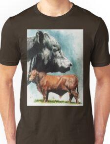 Angus Cattle Unisex T-Shirt