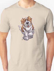 Animal Parade St. Bernard Silhouette T-Shirt