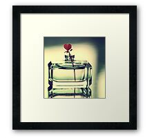 It always grows. Framed Print