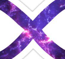 Galaxy Infinity symbol Absolutus Infinitus ∞ Sticker