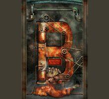 Steampunk - Alphabet - B is for Belts T-Shirt