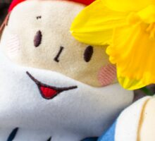 Daffodil Gus Sticker