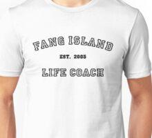 Fang Island - Life Coach (Black) Unisex T-Shirt