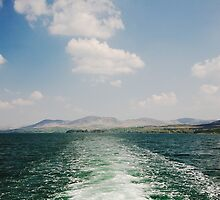 Boat Trip from Kenmare by Simon Hepworth
