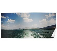 Boat Trip from Kenmare Poster