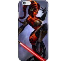 Darth Talon iPhone Case/Skin