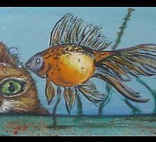 Aquarium by m catherine doherty