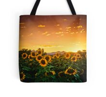 Heaven's Evening Tote Bag