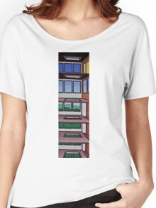HIGHRISE IN THE BERKSHIRES Women's Relaxed Fit T-Shirt